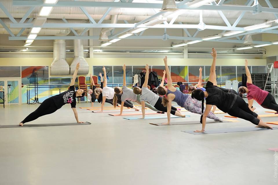 Индивидуальные занятия по йоге в сочи