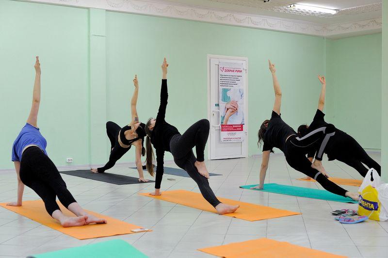 Центр йоги александра фурашова